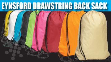 Eynsford Drawstring Back Sack