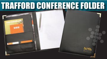 Trafford Conference Folder