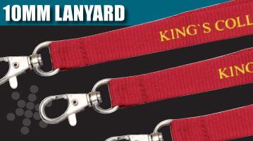 10mm Lanyard